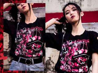 Emo/Punk Top Shirt