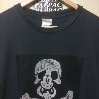 . Ts. Supreme x Mickey Mouse skull