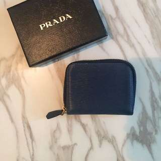 Prada Coins/cards Bag