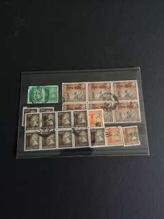 B28  香港邮票