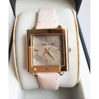 Authentic Pink and Gold Anne Klein Watch
