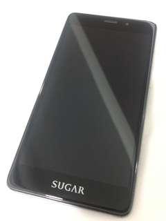 Sugar Y7 pro (跟2粒原裝電池, 鑽石防塵塞, 及直播電視APP)