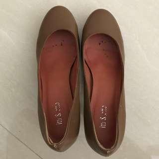 Itti & Otto heels size UK 5