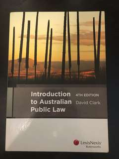 Introduction to Australian law