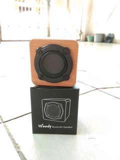 Woody Bluetooth Speaker new!