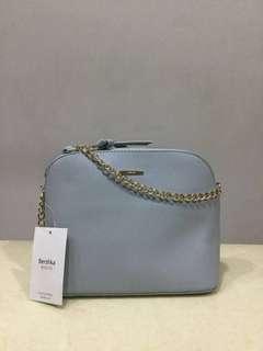 Limited edition Bershka Sky Blue Chain Bag