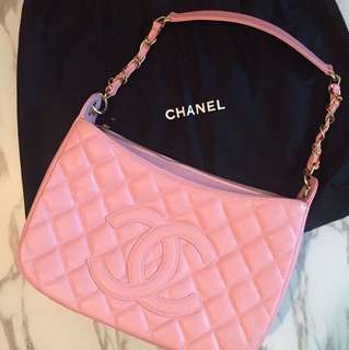 Chanel Bag classic pink not lv