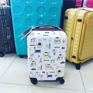 阿豪 Sanrio日本版 空運到港 布丁狗 18吋 手提行李貨