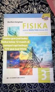 Buku erlangga fisika kelas 12