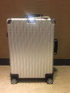 Rimowa x Fendi 2nd
