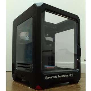 MakerBot Replicator Mini Compact 3D Printer (5th Generation)
