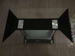 Center Table and TV Rack