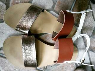 MSE Sandals (used once)