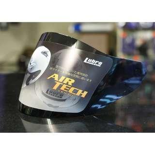 🚚 LUBRO AIR TECH 安全帽 鏡片 - 電彩片 / 單鏡片