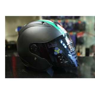 🚚 LUBRO RACE TECH 安全帽 鏡片- 墨片 /單鏡片