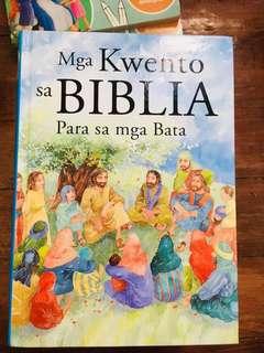 Mga Kwento Sa Biblia Para Sa Mga Bata