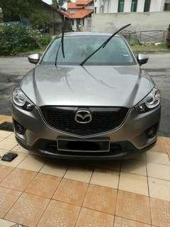 Mazda CX-5 (2.0)