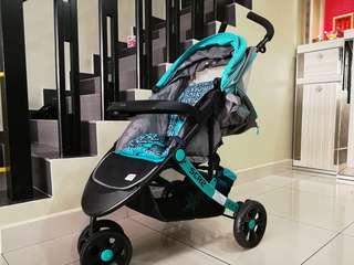 Sweet Cherry SCR 2 Series Stroller