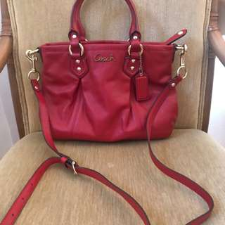 Coach Sling Bag slightly Used