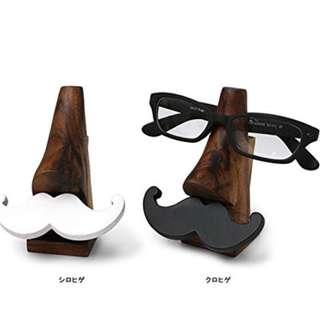 木質眼鏡架