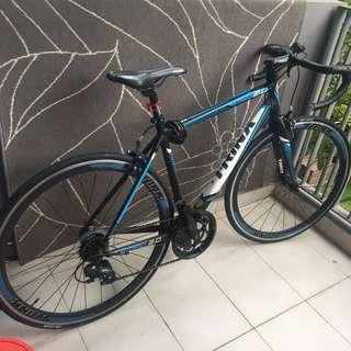 Road bike trinx tempo 2.0 nego