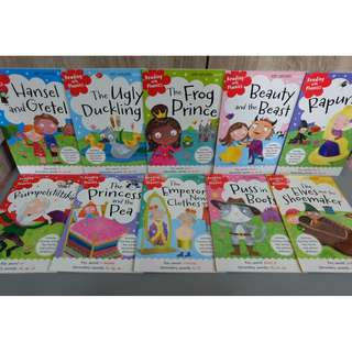 10 Children Phoincs Book Band New