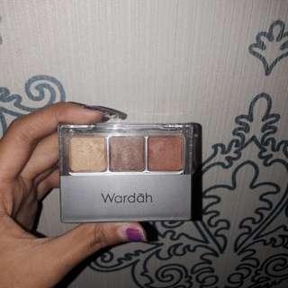 WARDAH eyeshadow seri A
