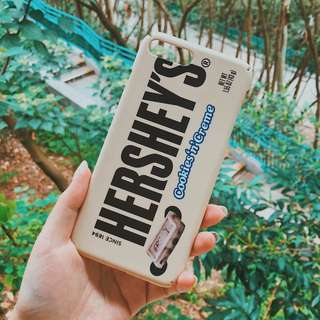 Hershey's iPhone Case 7/8plus手機殼