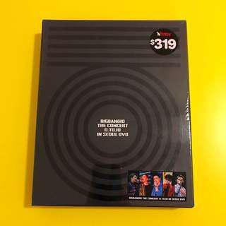 最後1套!全新 BIGBANG DVD Boxset