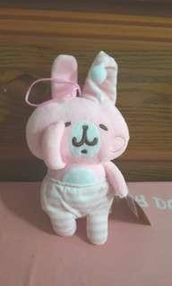 🚚 全新| Kanahei 卡娜赫拉 6吋睡衣款玩偶 兔兔 吊飾 娃娃