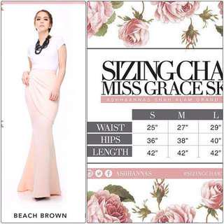 Miss Grace by Ashh&Annas