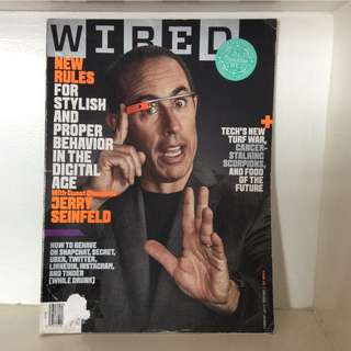 WIRED Magazine July 2014