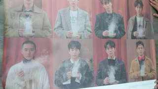 EXO 全體 Poster