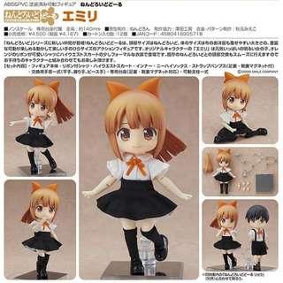 [PO] Nendoroid Doll Emily