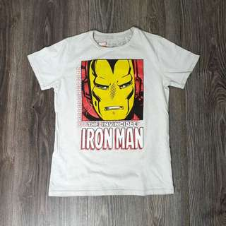 Zara boys marvel tee