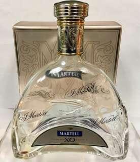 MARTELL Extra old XO Cognac 1L 吉酒樽一個