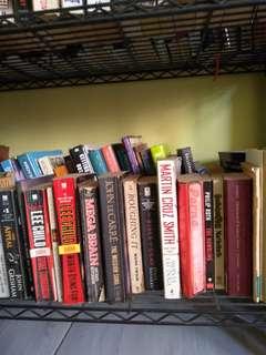 Jual Buku-buku Non Fiksi & Fiksi dlm Bahasa Inggris