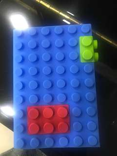 LEGO note book