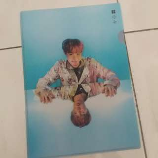 [WTS] BTS THE WINGS TOUR L HOLDER - JHOPE