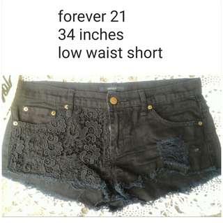 forever21 short