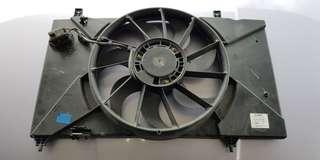 Fan Motor Preve Ori Bosch