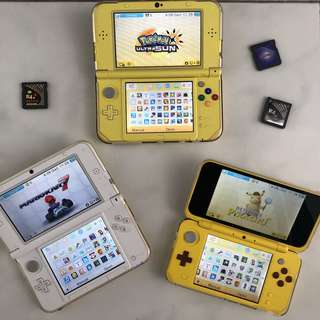 🚚 FREE 2DS / 3DS LL XL MOD SERVICE #BLESSING