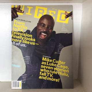 WIRED Magazine September 2016