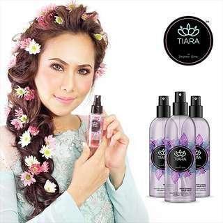 Authentic Tiara By Dayana Roza Perfuming Hair Mist Spray 60ml PO