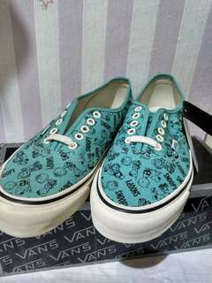 "Vans Vault OG Authentic LX x Peanuts ""Snoopy & The Gang"""