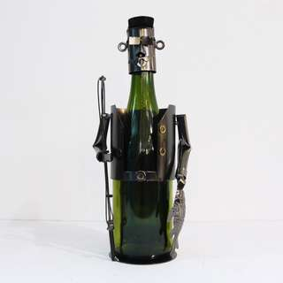 Wine Holder - Fisherman