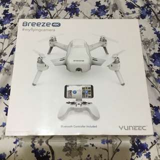 Yuneec Breeze 4k Drone *USA imported*