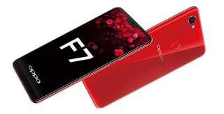 Oppo F7 Smartphone 4/64GB Red Bisa Kredit Tanpa Cc