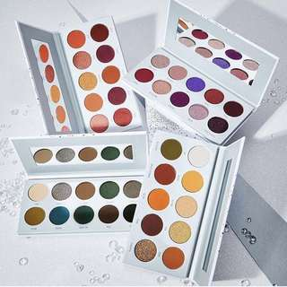 Morphe x Jaclyn Hill NEW Collaboration eyeshadow palettes