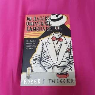 ' DR RAGAB'S UNIVERSAL LANGUAGE '  book